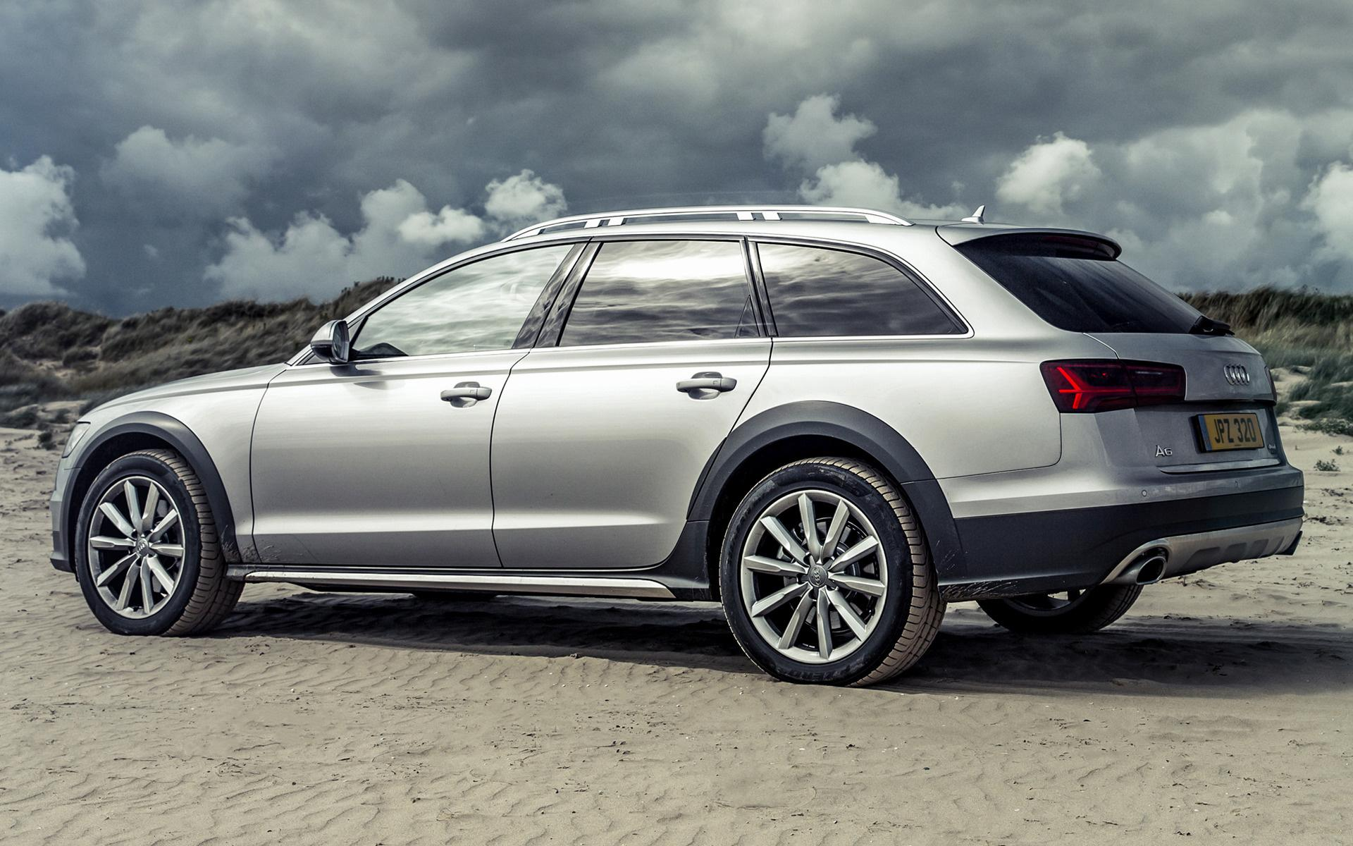 2014 Audi A6 Allroad (UK) - Wallpapers and HD Images | Car Pixel