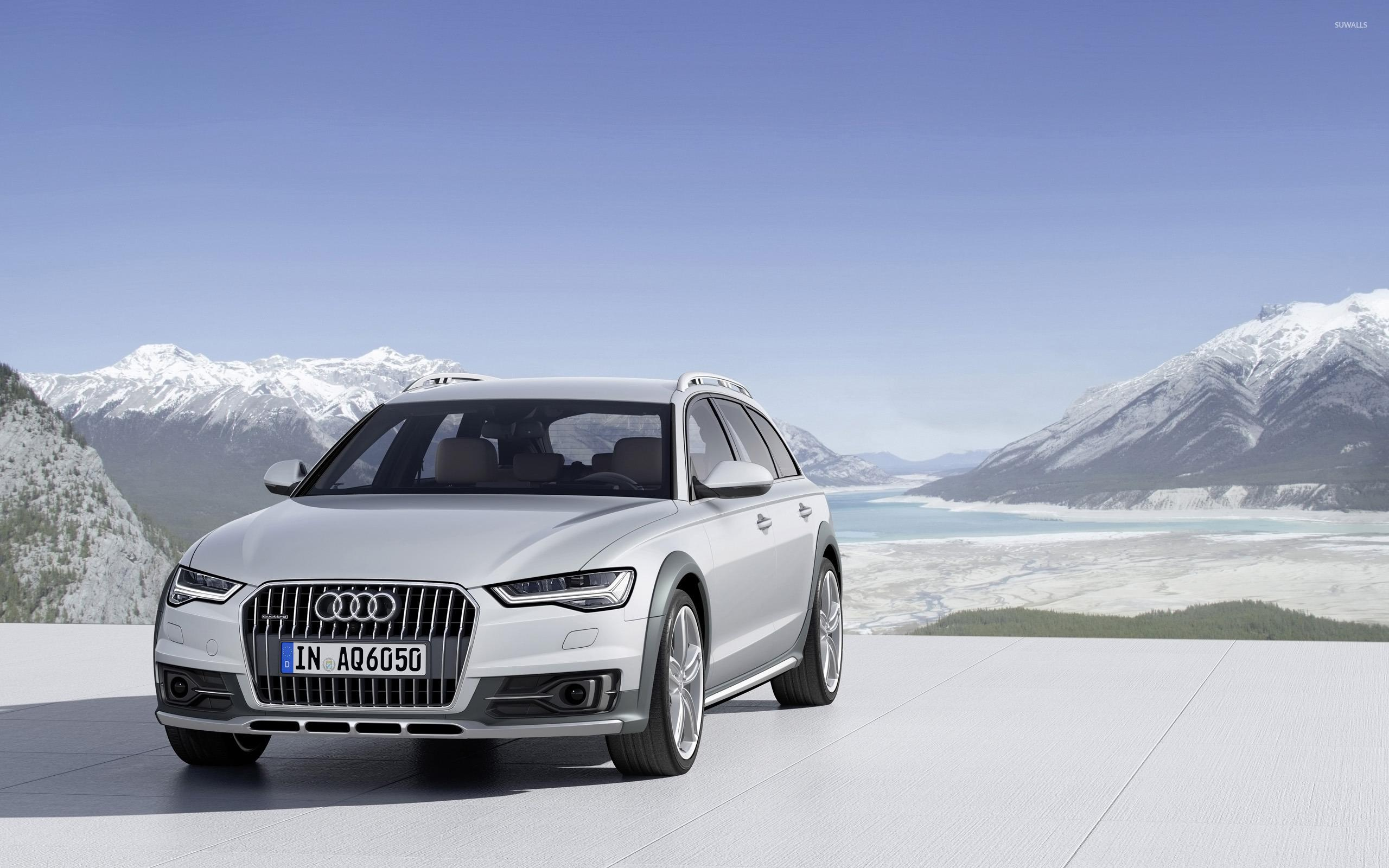 2015 Audi A6 allroad quattro wallpaper - Car wallpapers - #40840