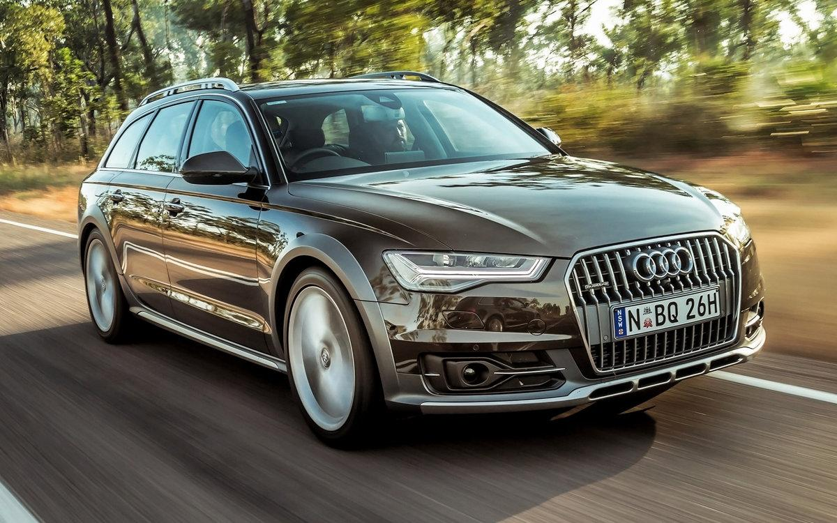 Audi A6 allroad quattro images (4) HD Wallpapers Buzz — card from ...