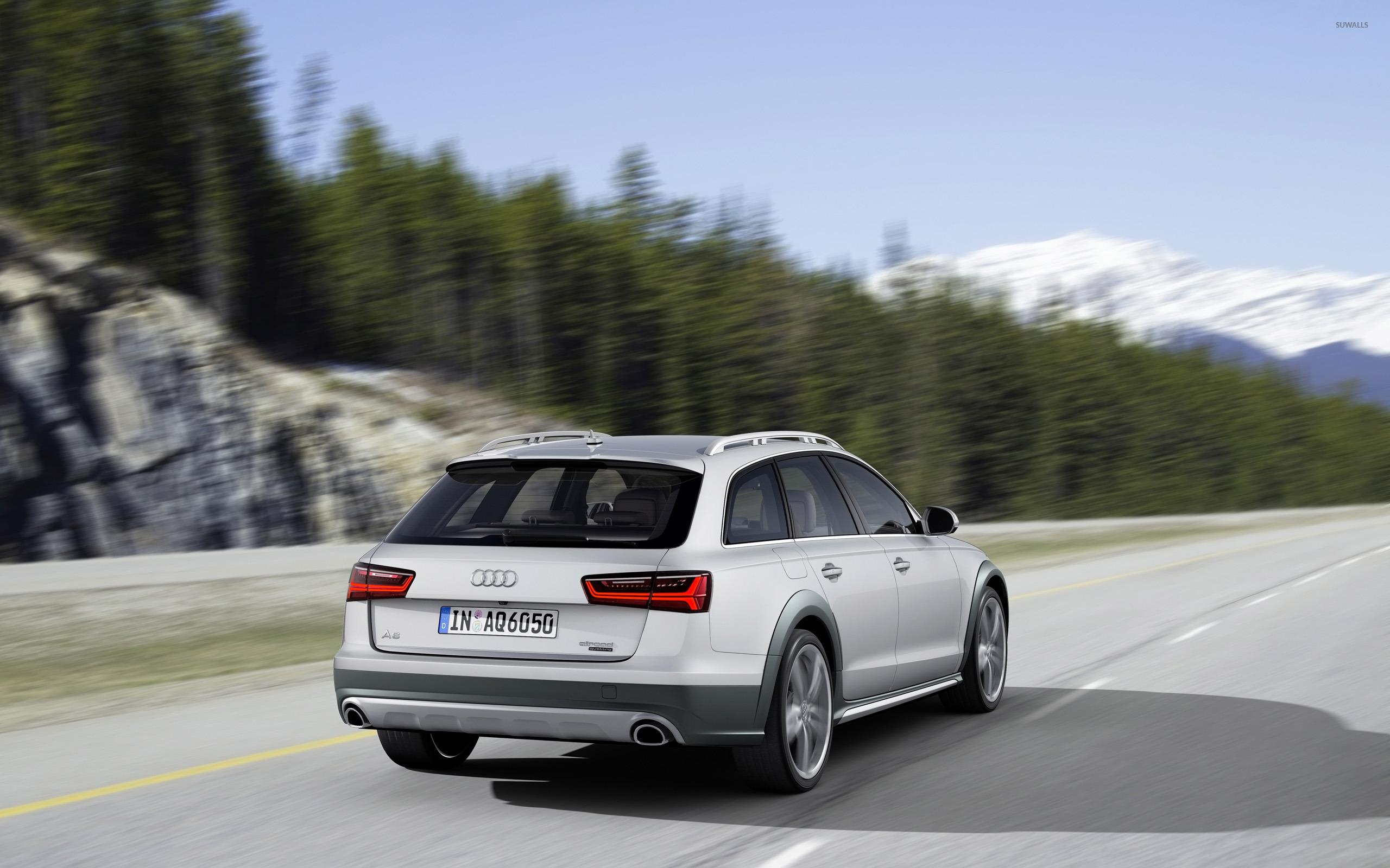 2015 Audi A6 allroad quattro [3] wallpaper - Car wallpapers - #40890