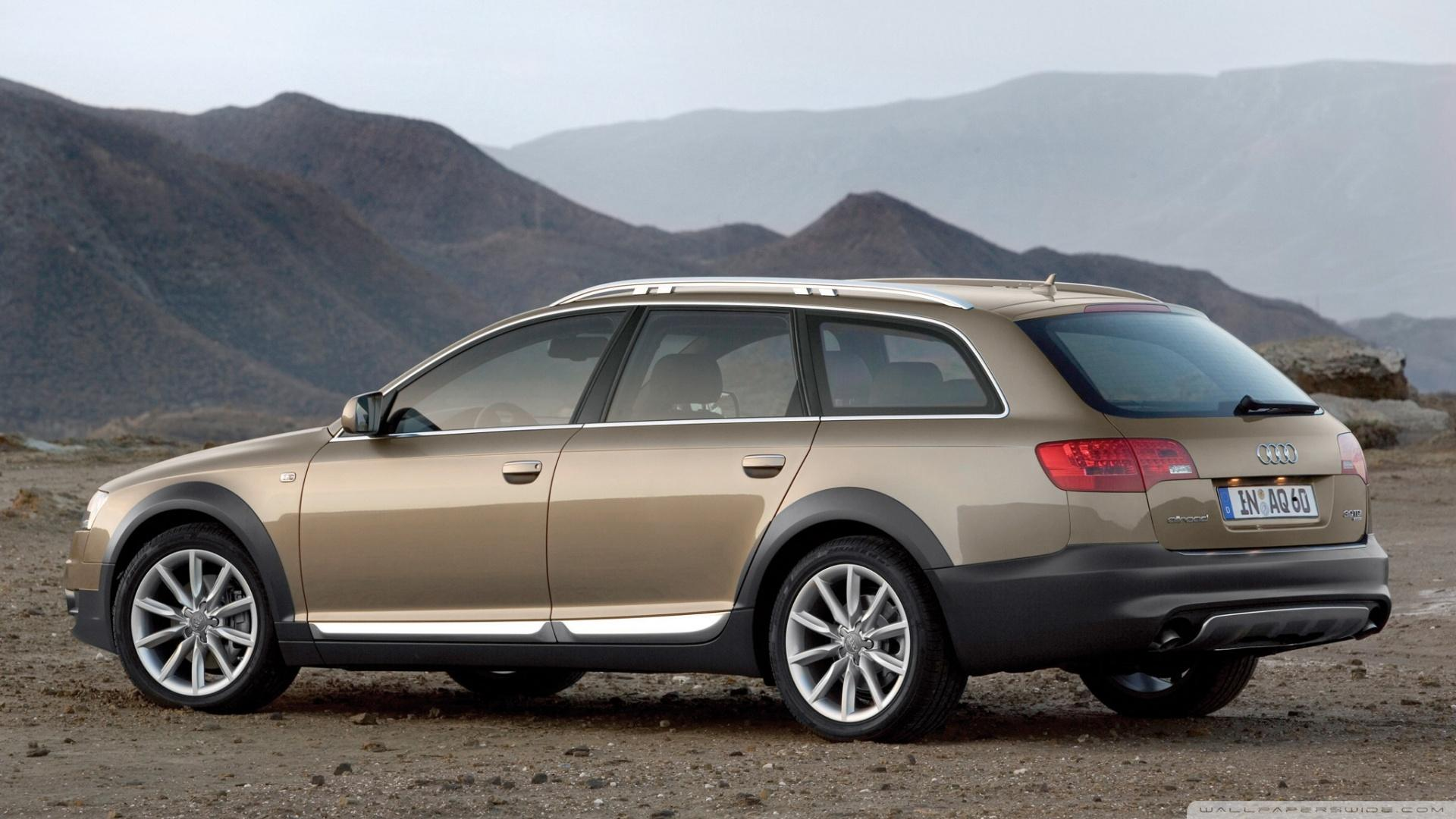 Audi A6 Allroad 3.0 TDI Quattro Car 11 ❤ 4K HD Desktop Wallpaper ...