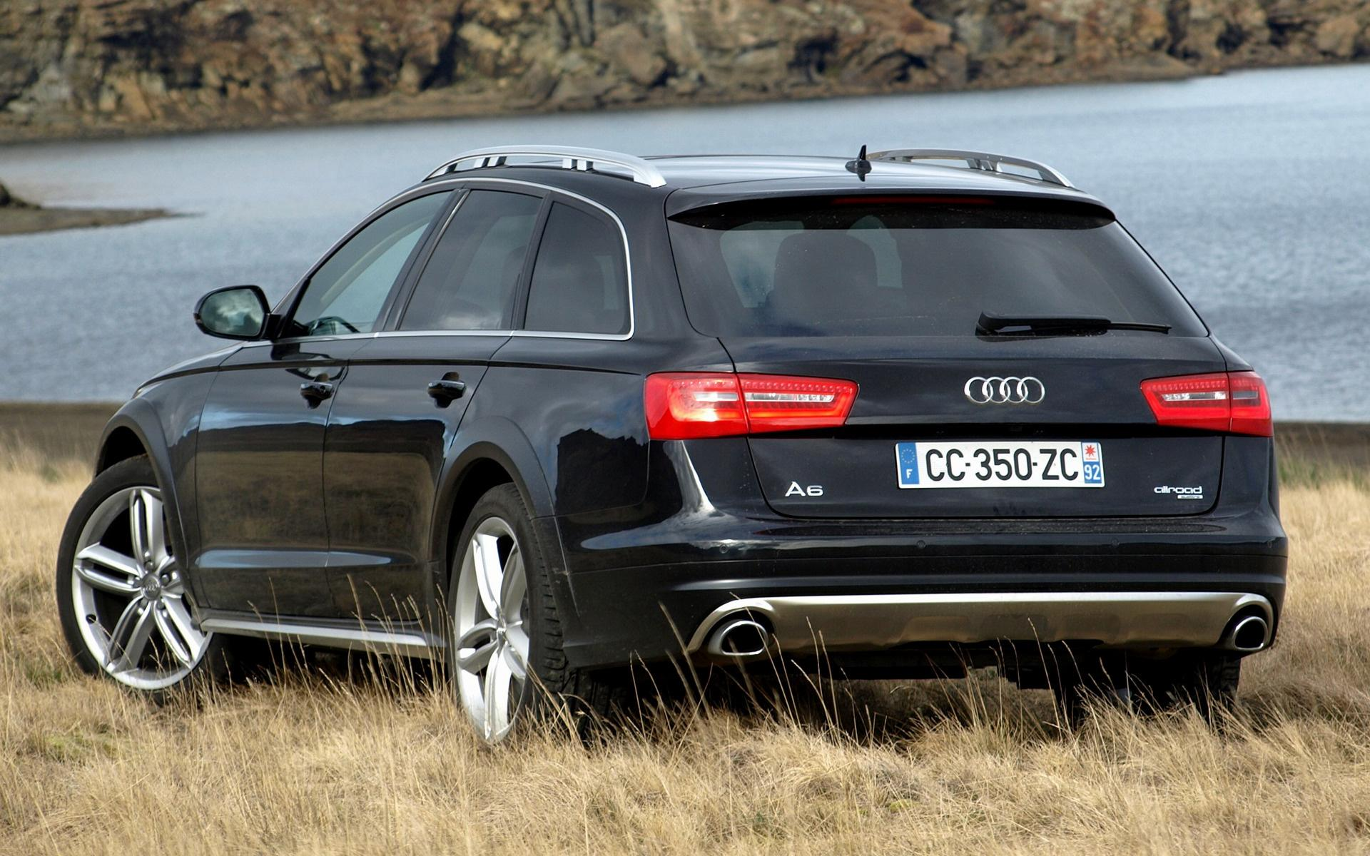 2012 Audi A6 Allroad - Wallpapers and HD Images | Car Pixel