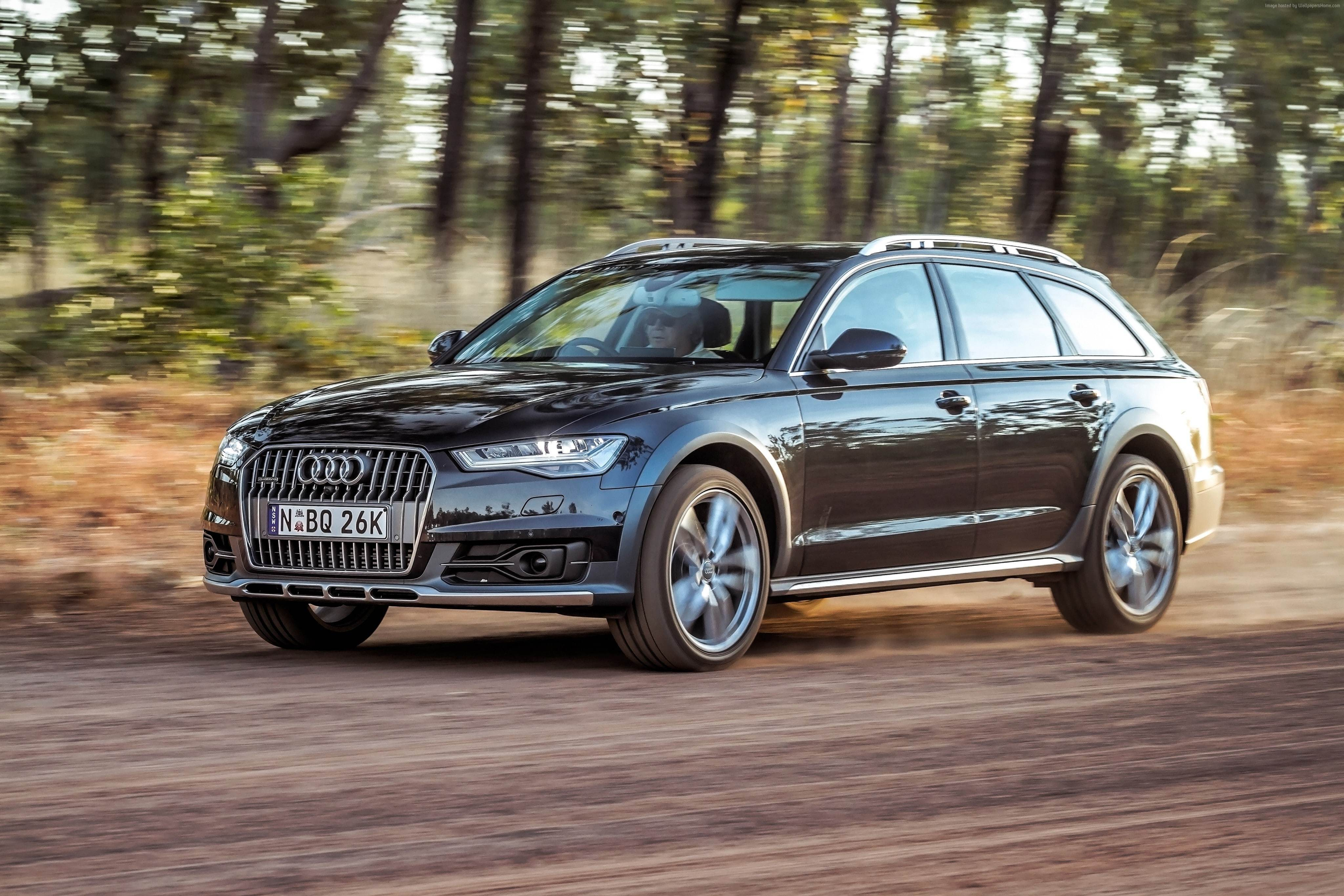 Hd Wallpaper 2016 Allroad Quattro Audi A6 Flare - CityConnectApps