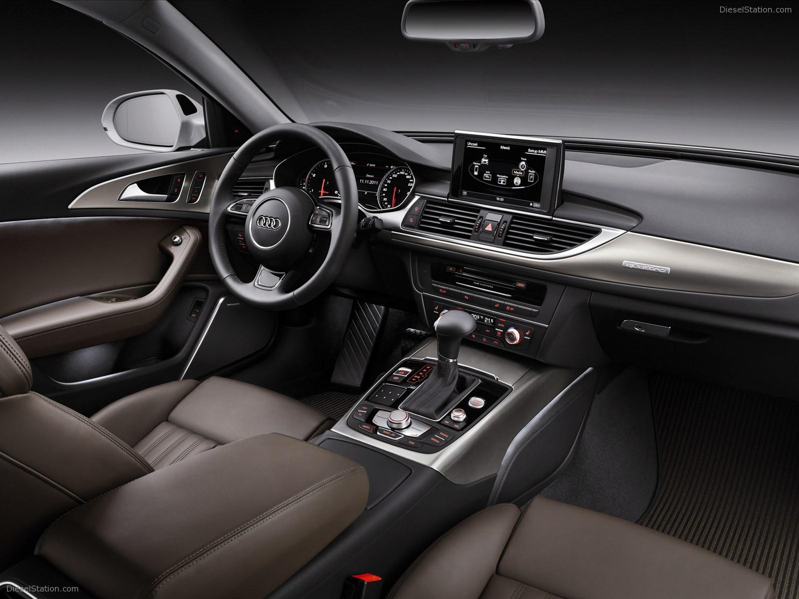 Audi A6 Allroad Quattro 2012 Exotic Car Wallpapers #02 of 12 ...