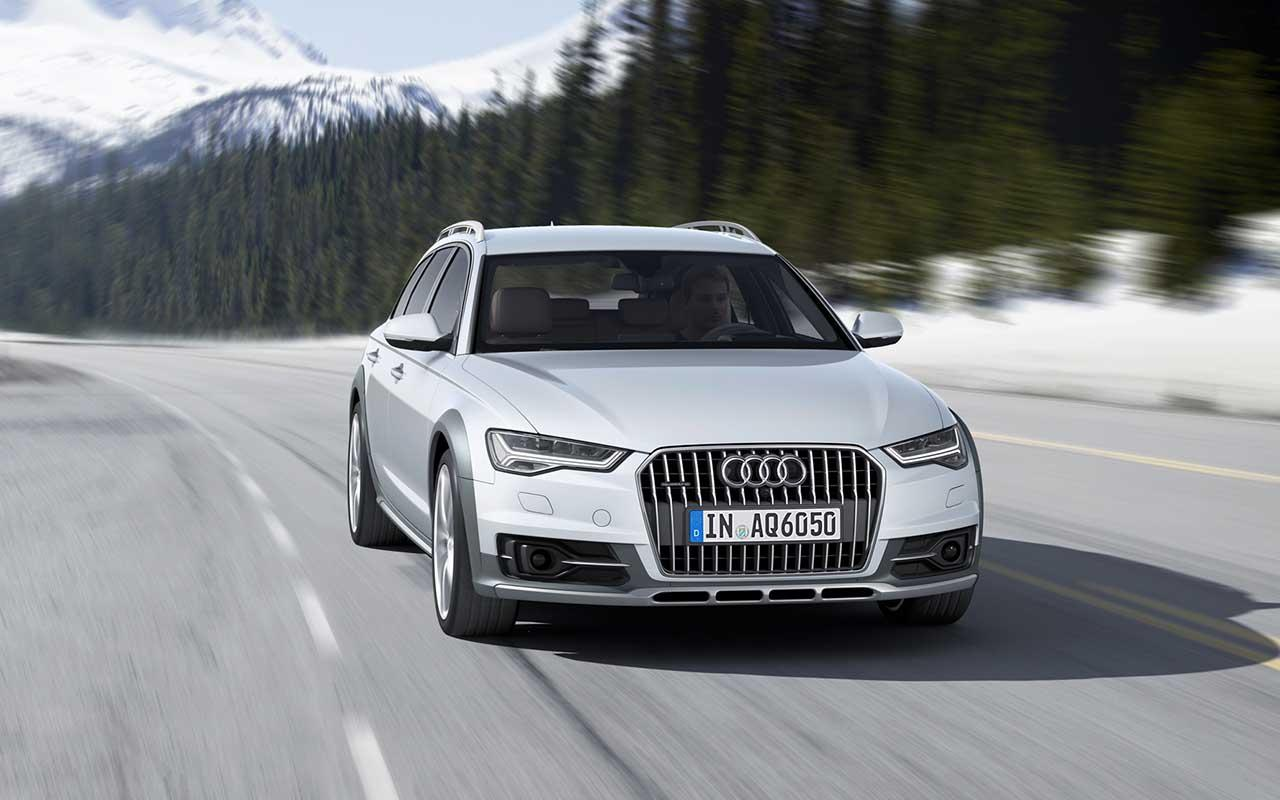 Picture 2019, 2016 Audi A6 Allroad Quattro Redesign Release Photos ...