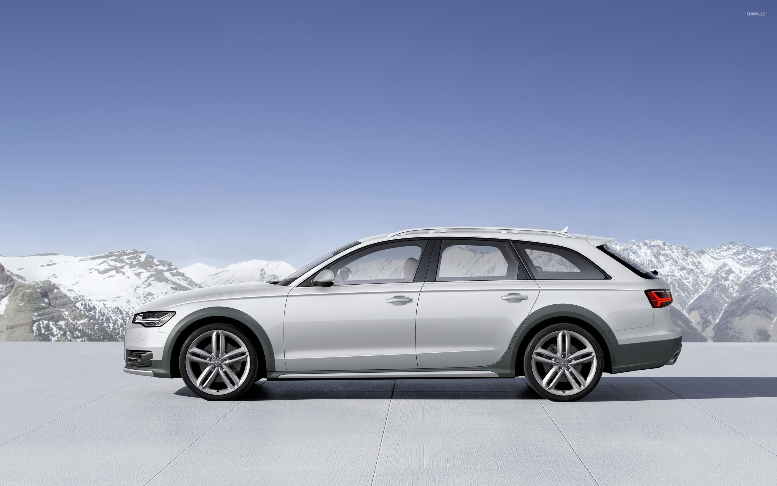2015 Audi A6 allroad quattro [2] wallpaper - Car wallpapers - #40833