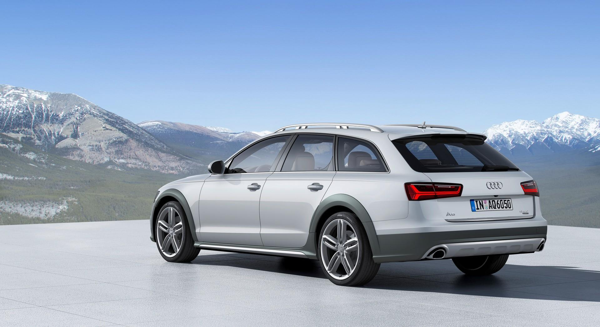 audi a6 allroad - HD Desktop Wallpapers | 4k HD