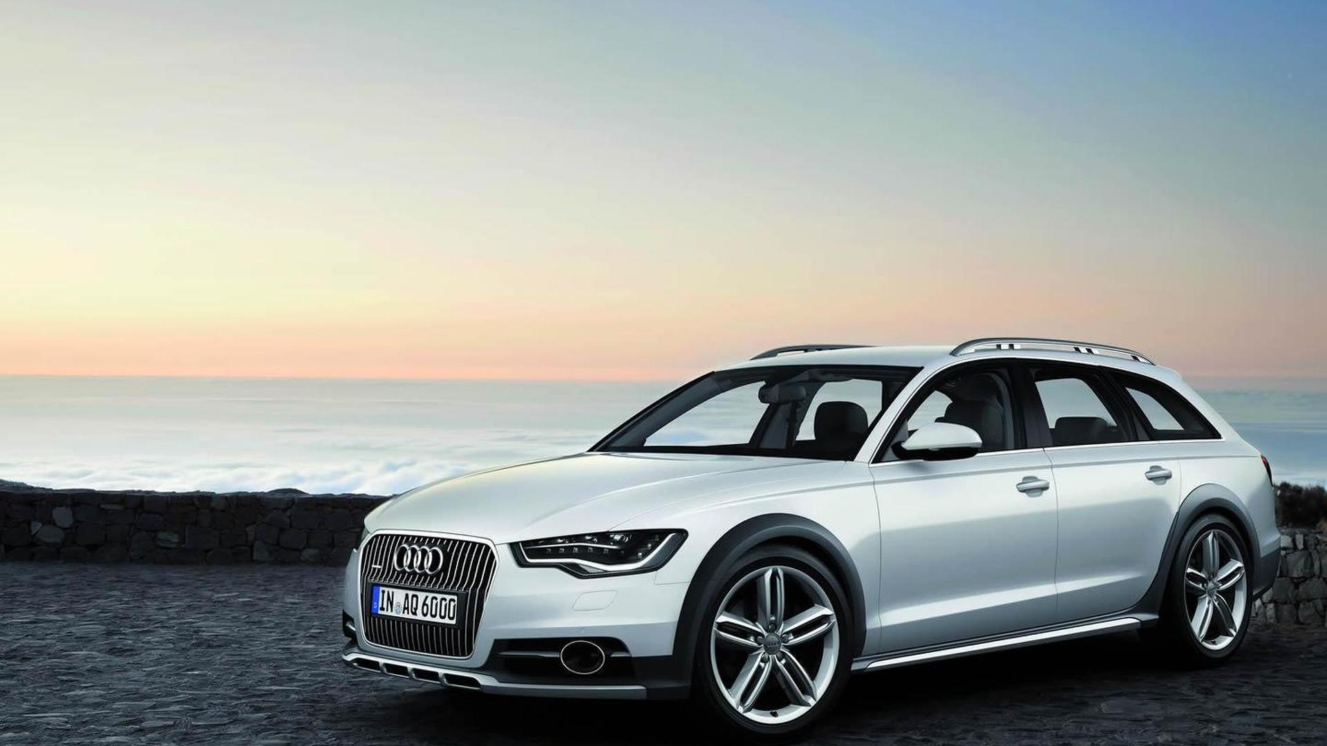 2013 Audi A6 allroad revealed