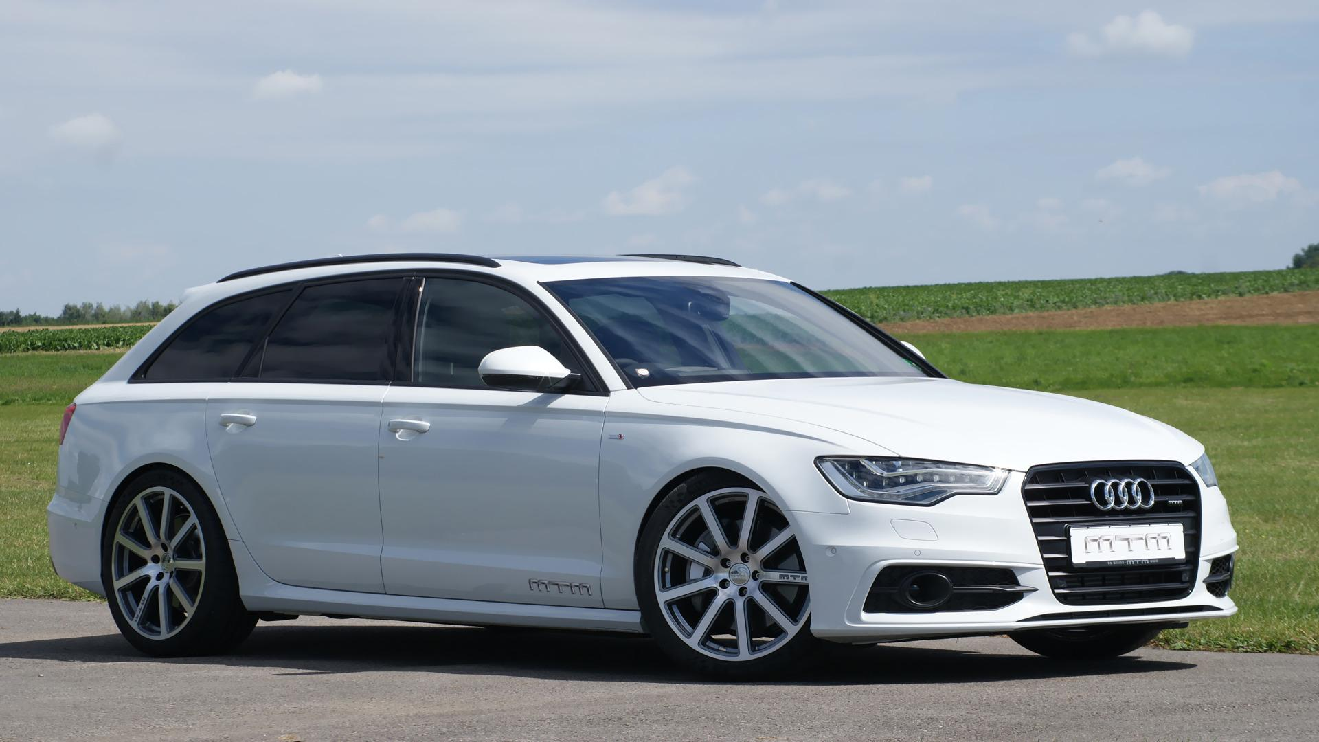Audi A6 Wallpaper - WallpaperSafari