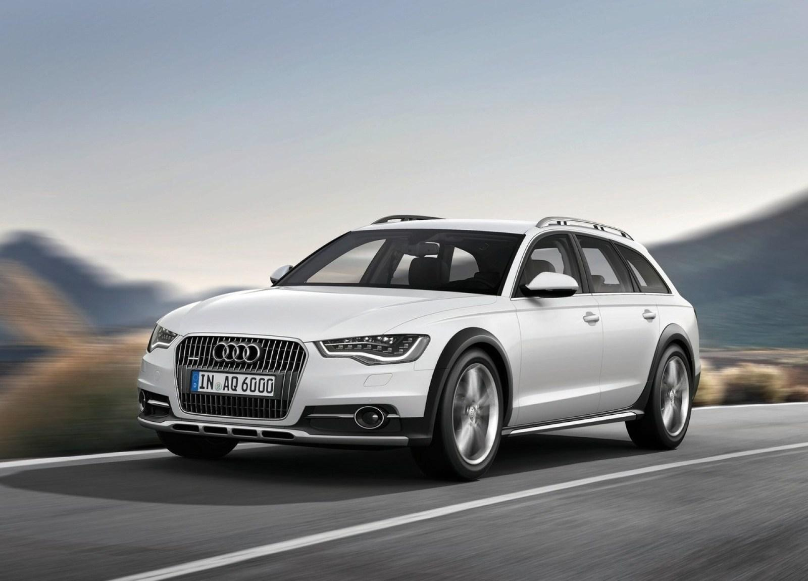 Audi A6 Allroad Hd Wallpapers The World Of 2013 Wallpaper - Velgen 20