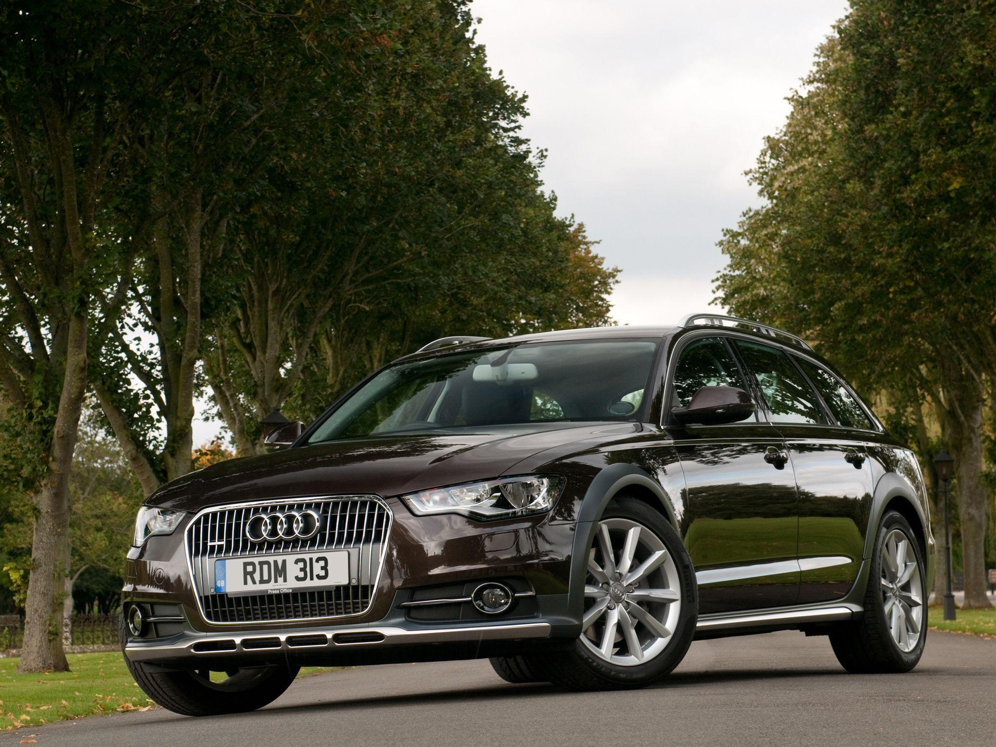 Tag For Audi A6 Allroad Black Edition 2015 White Wallpaper - If-Ip