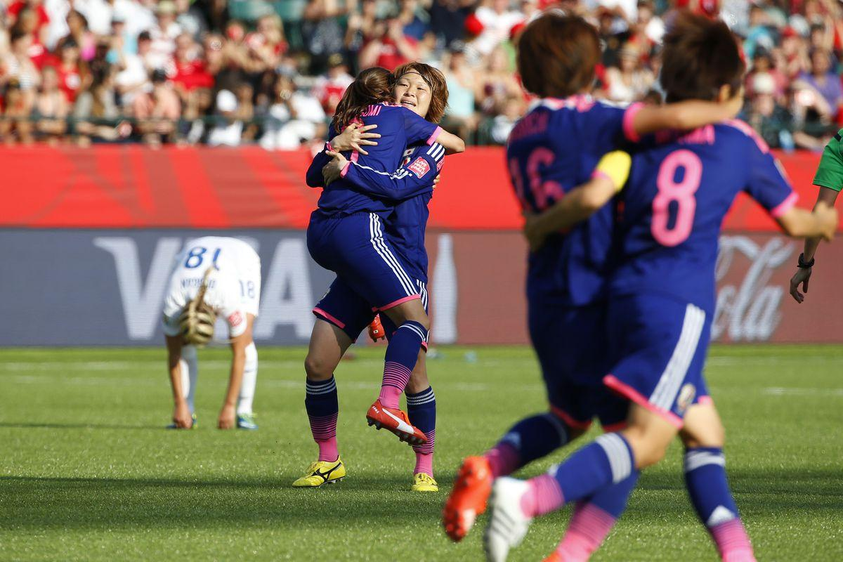 Mana Iwabuchi and Japan will face the United States in the FIFA