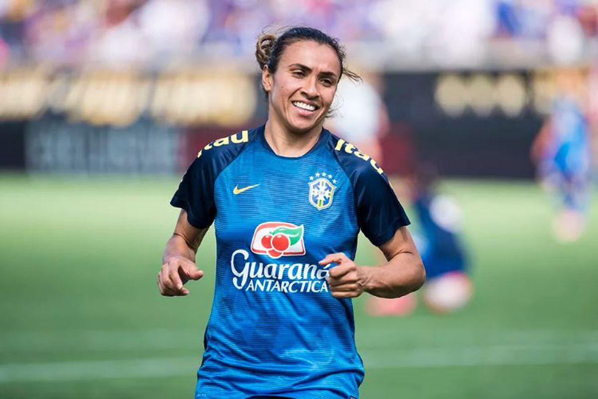 Orlando Pride Sign Brazilian International Star Marta