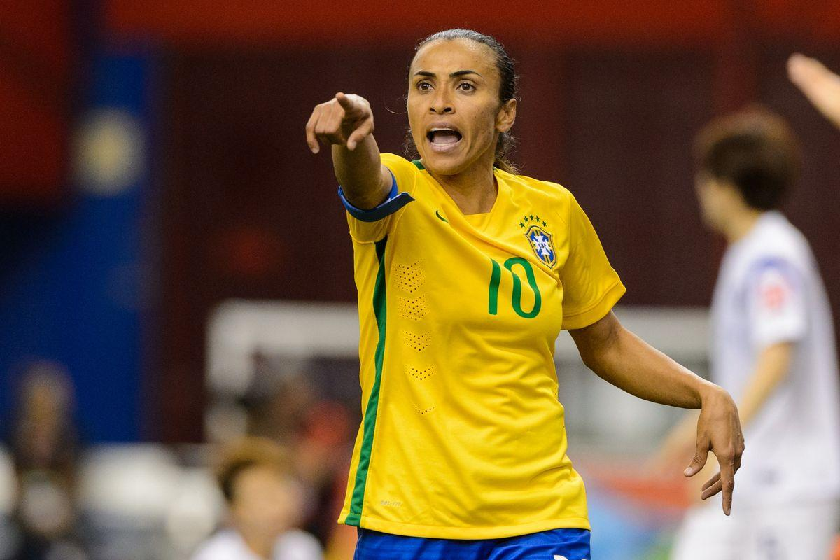 Brazilian Star Marta Will Reportedly Sign With Orlando Pride