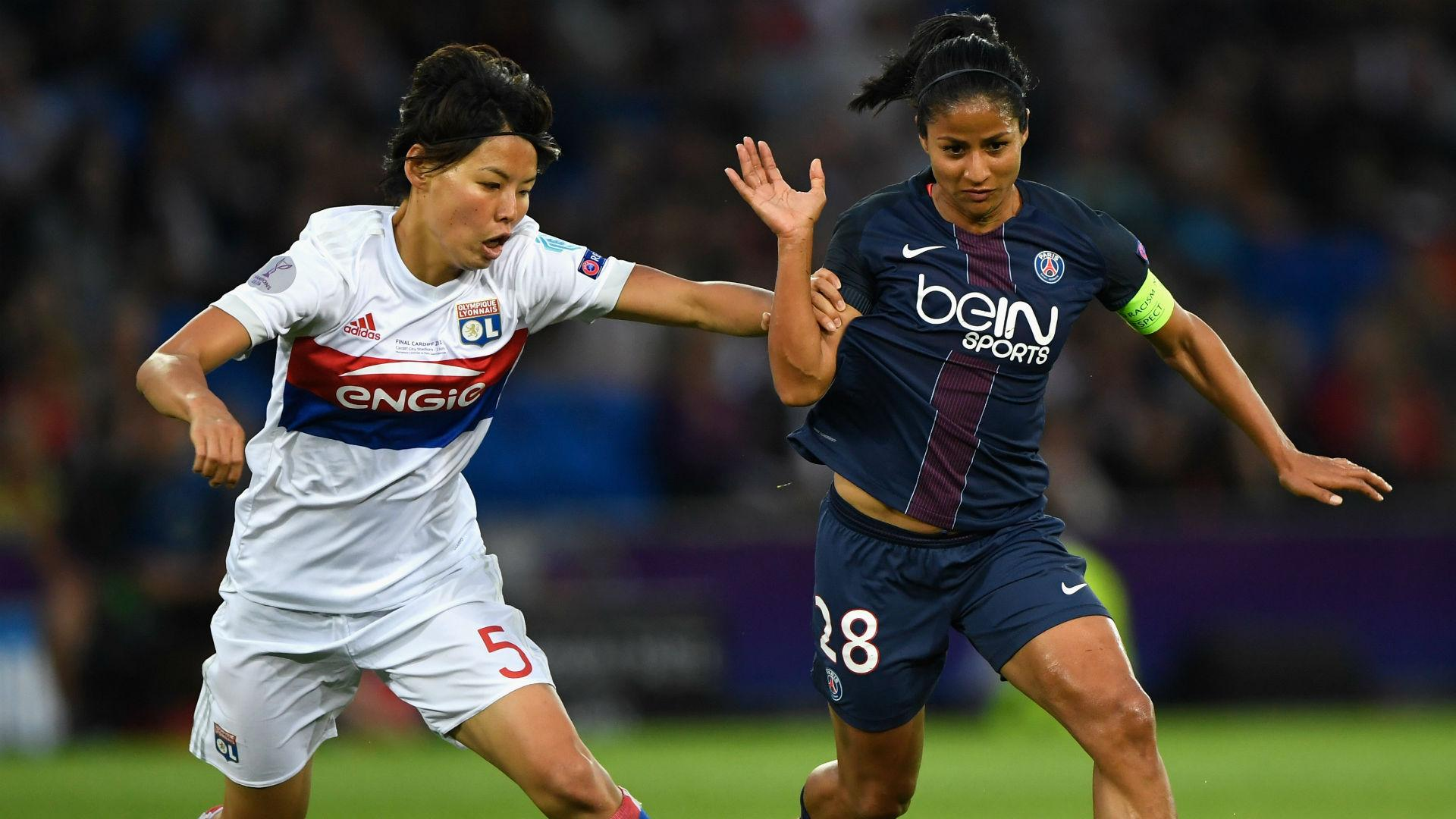 Lyon's women show Real Madrid the path in claiming consecutive