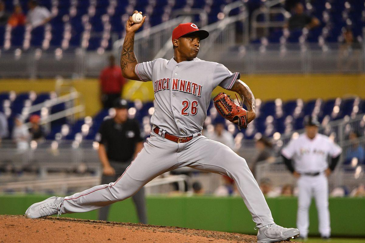 Raisel Iglesias gets new 3
