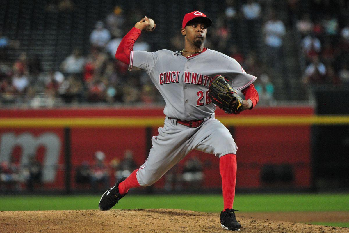 Raisel Iglesias is living up to his potential