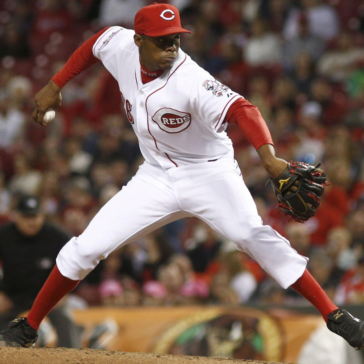 2015 in Review: Raisel Iglesias
