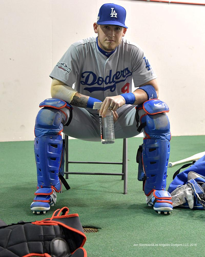 Catching – Dodger Thoughts