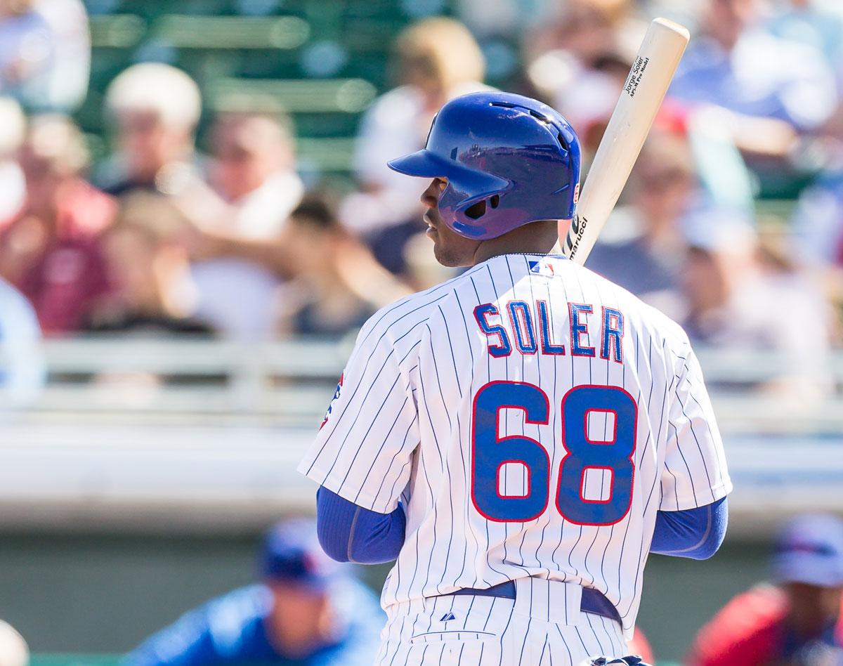 Watch: Jorge Soler Homer in First Career At