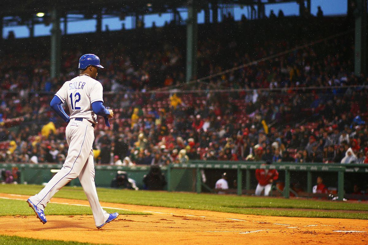 Jorge Soler is doing something incredible