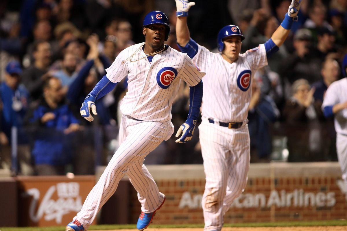 Say hey, baseball: Jorge Soler and Mookie Betts showcased MLB's