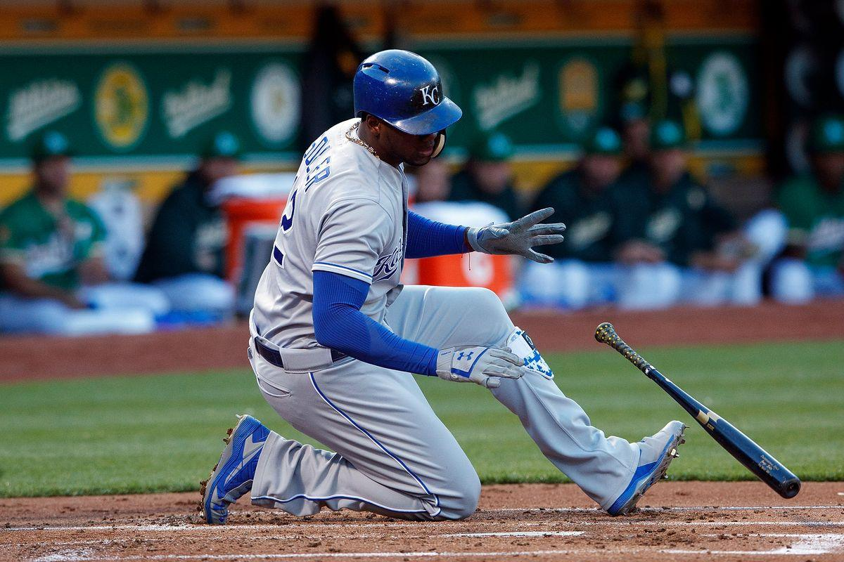Jorge Soler breaks his left big toe, out at least six weeks