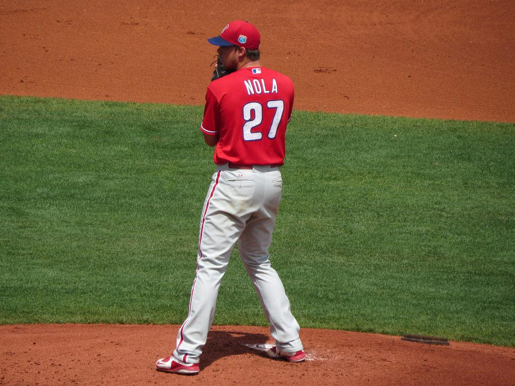 Aaron Nola | Bryan Green | Flickr
