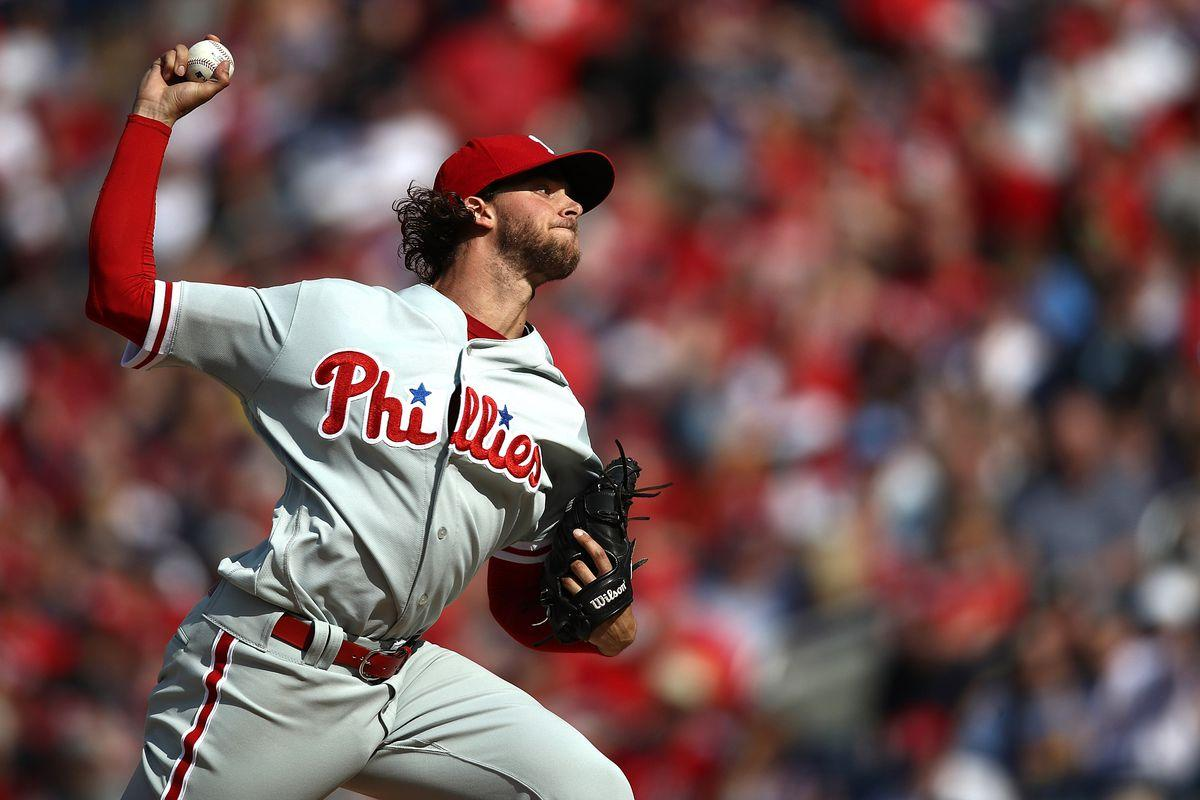 Aaron Nola on rehab assignment, Jeanmar Gomez to the DL - The Good ...