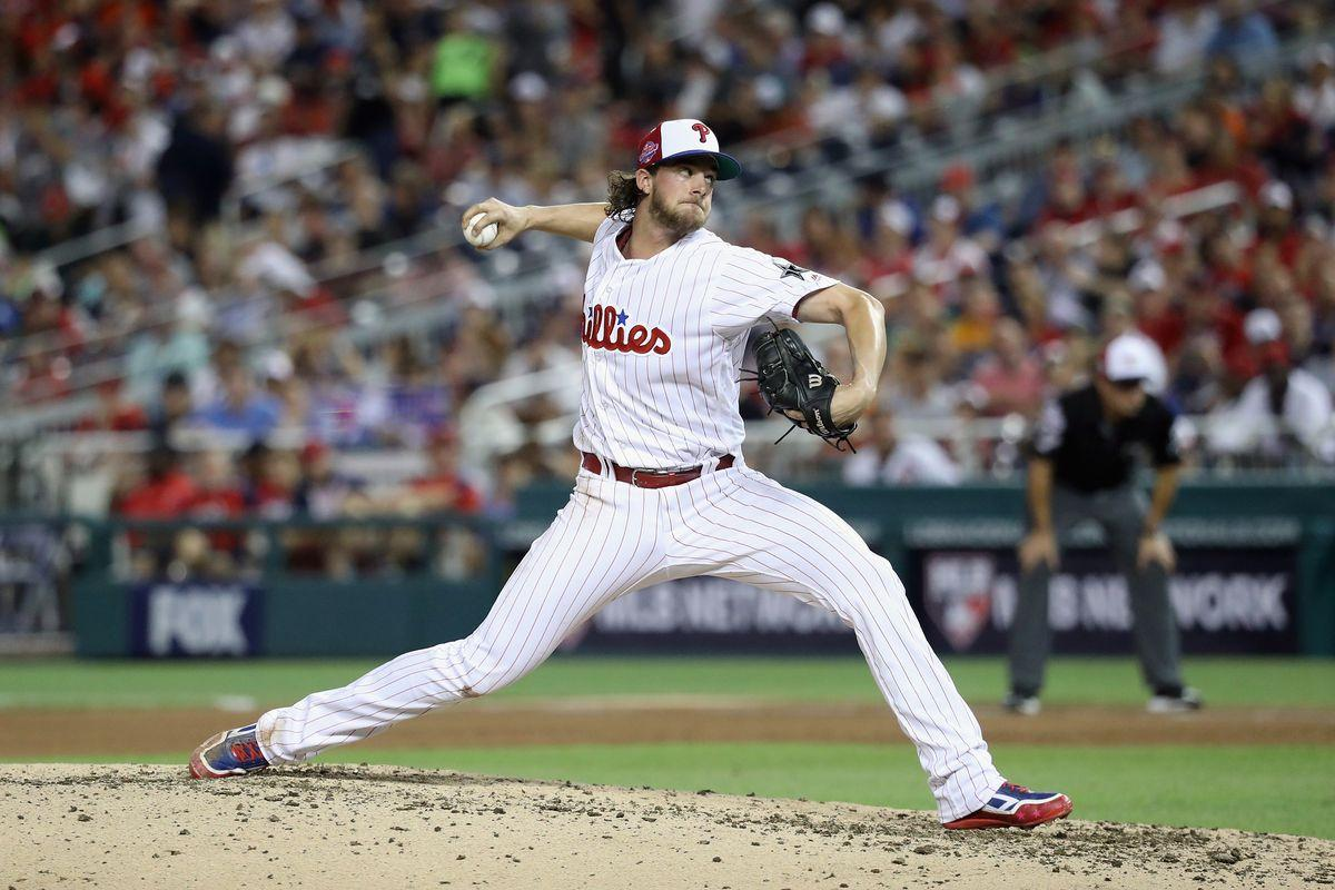Aaron Nola was awesome at the All-Star Game - The Good Phight