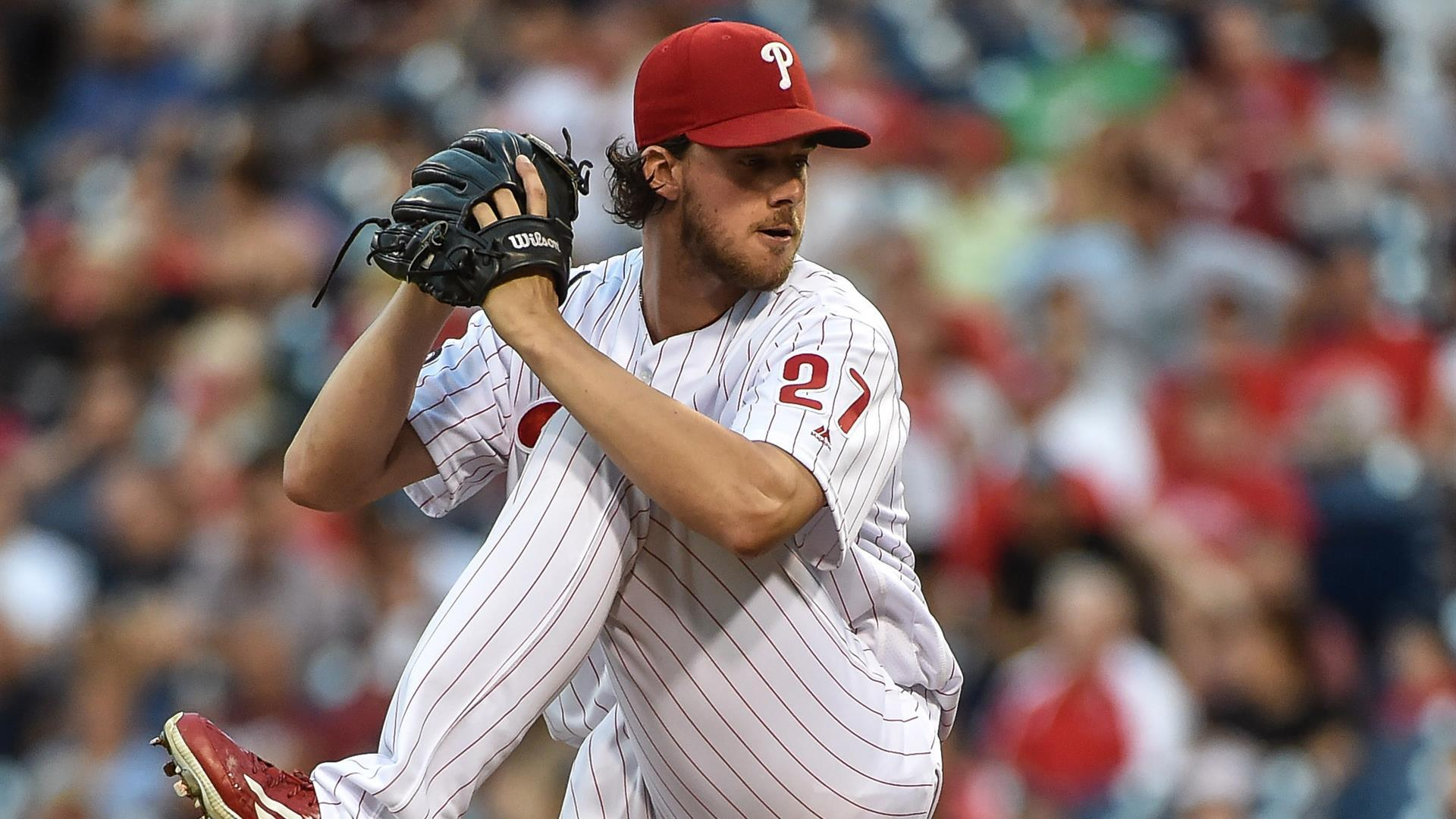 Aaron Nola Wallpaper 10+ - Page 2 of 3 - hdwallpaper20.com
