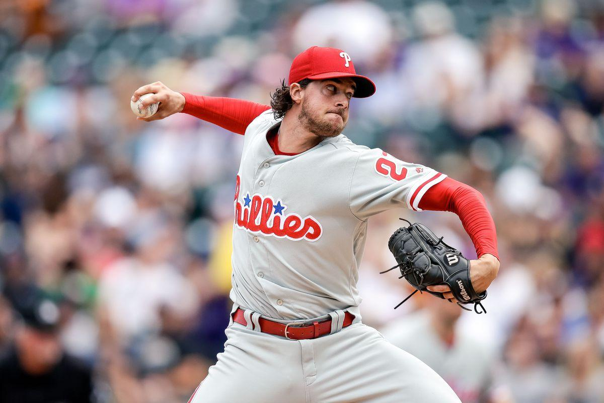 Aaron Nola's post-injury breakout - Beyond the Box Score