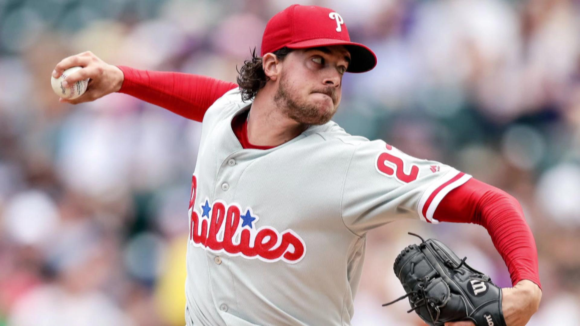 Aaron Nola Wallpaper 10+ - Page 3 of 3 - hdwallpaper20.com