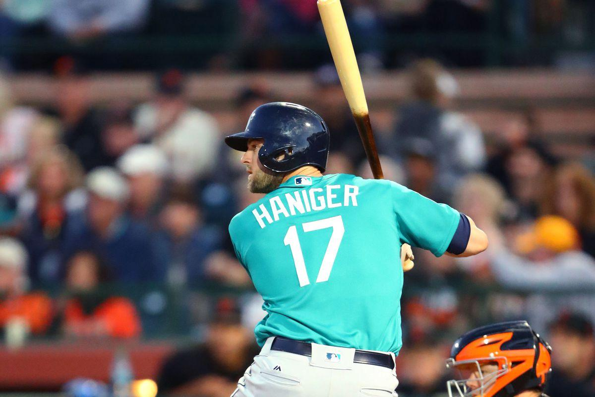 Mariners Moose Tracks, 6/10/17: Mitch Haniger, Andrew Moore, and