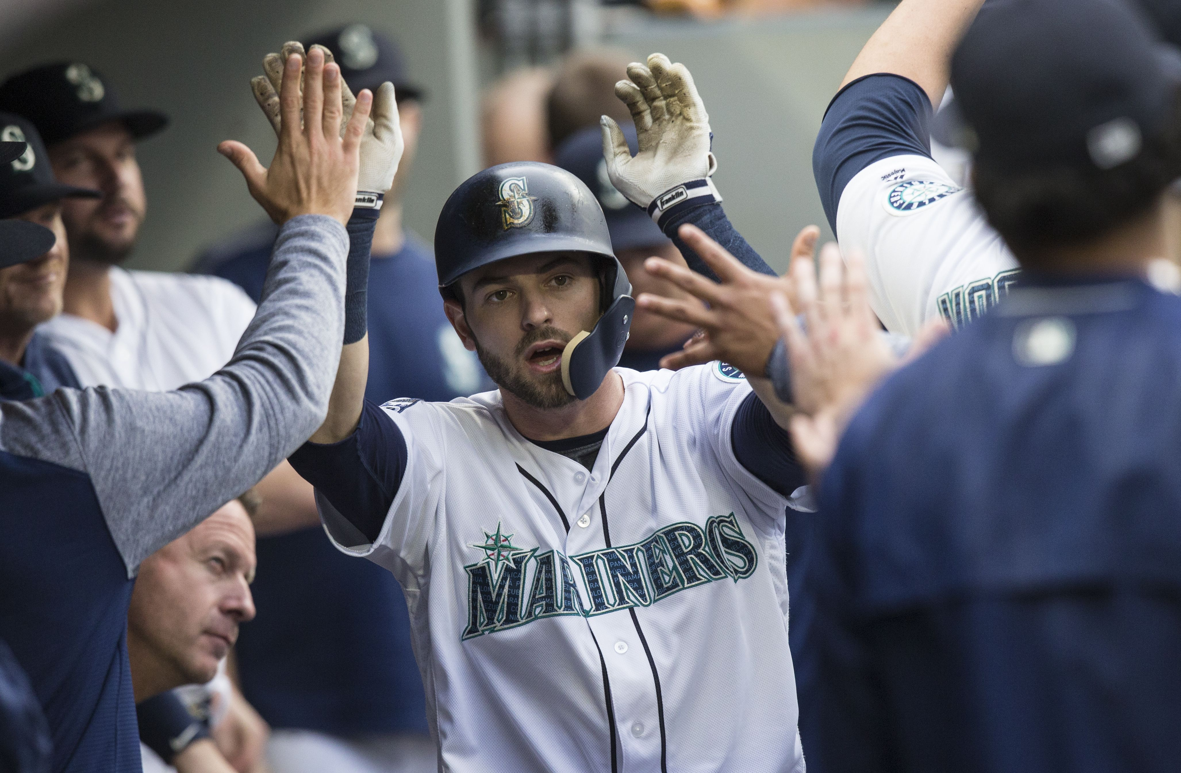 Mariners: Mitch Haniger hitting well, waiver wire add