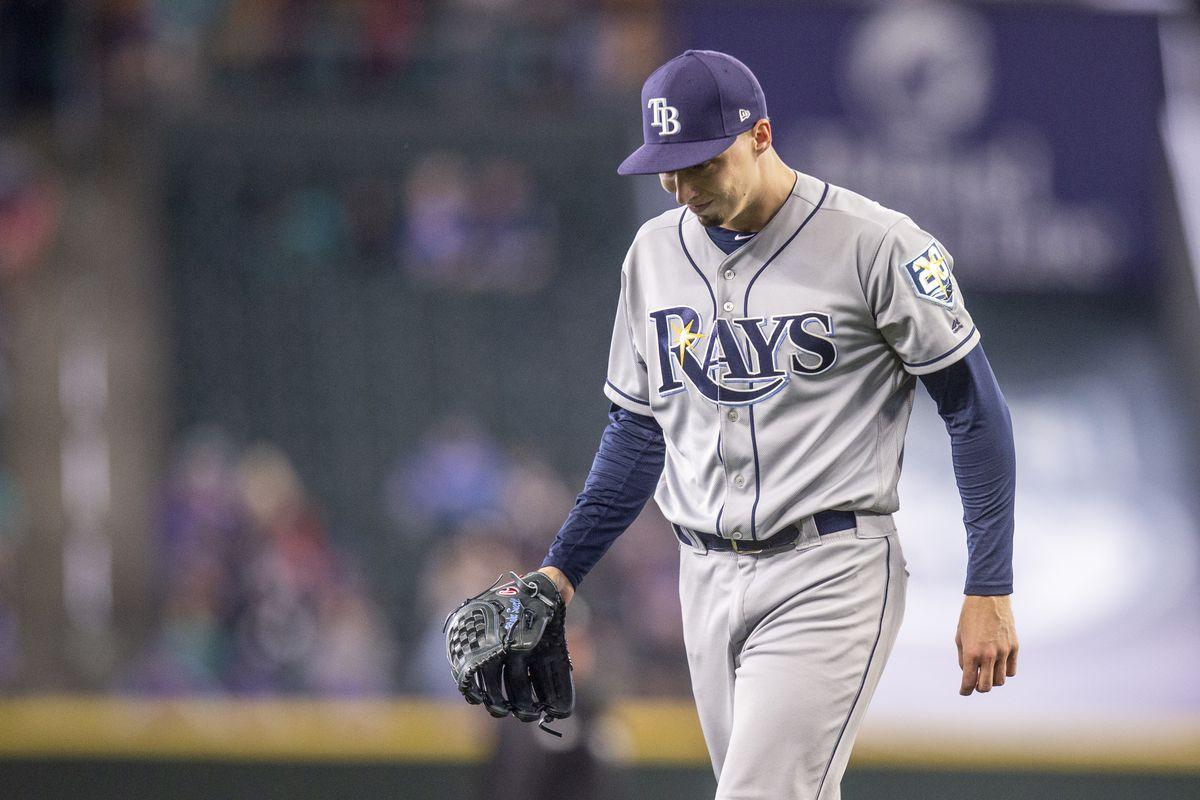 Blake Snell's Dominant Homecoming