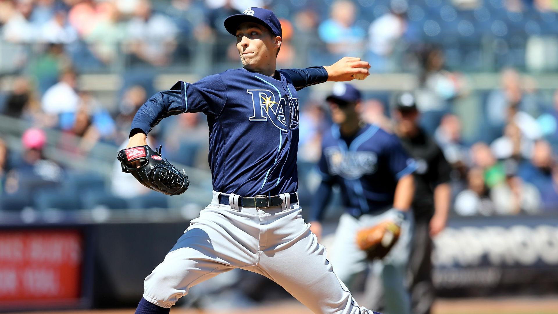 Blake Snell Scouting Report: Rays rookie shows why he's a top