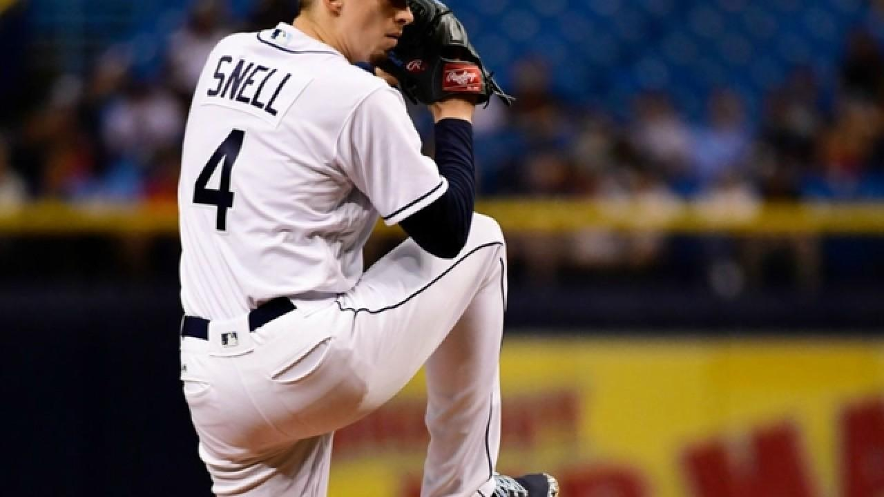 Rays pitcher Blake Snell wins AL Cy Young award for league's best