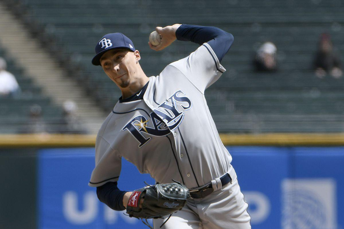 Blake Snell is your 2018 breakout pitcher