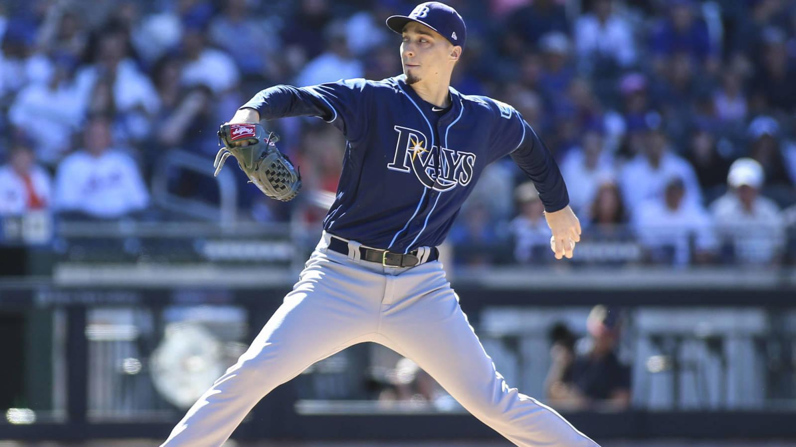 Blake Snell Not Making The MLB All