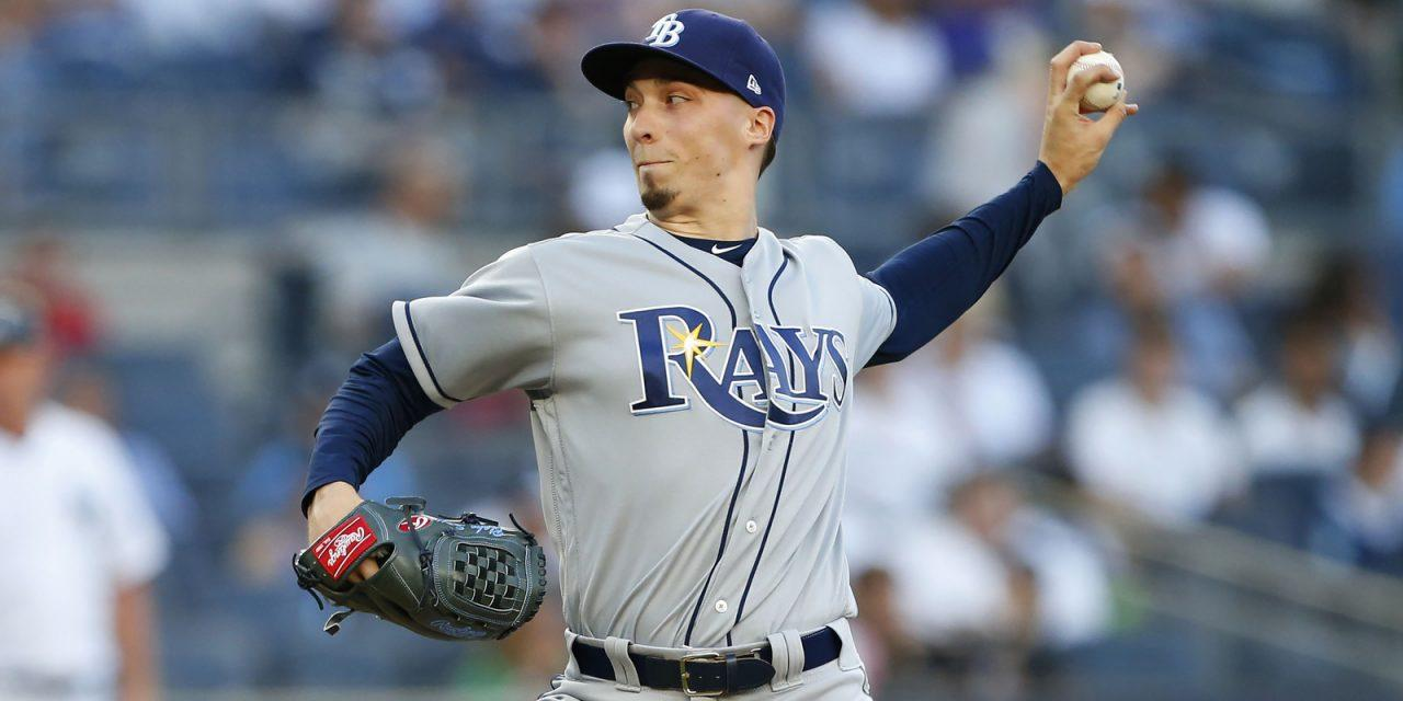 Blake Snell's dominance can be summed up with one graph – Napa