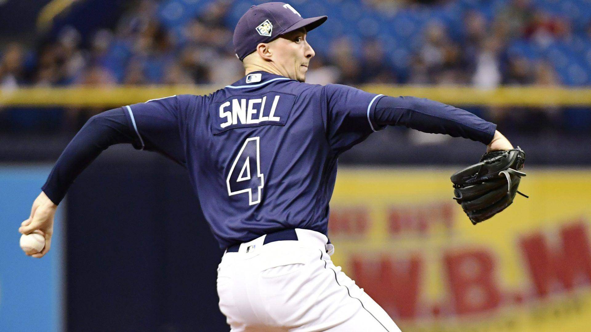 Blake Snell, Rays agree to five
