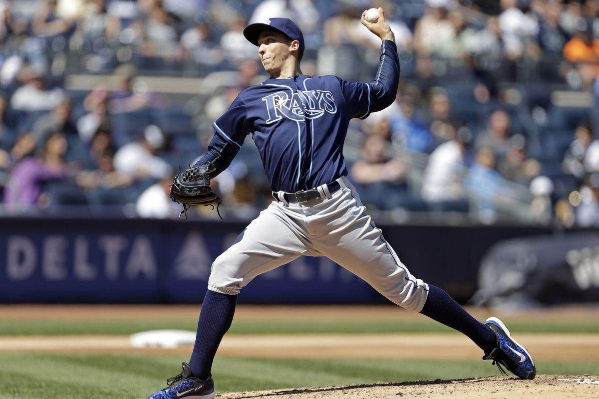 Analyzing the debut of Blake Snell