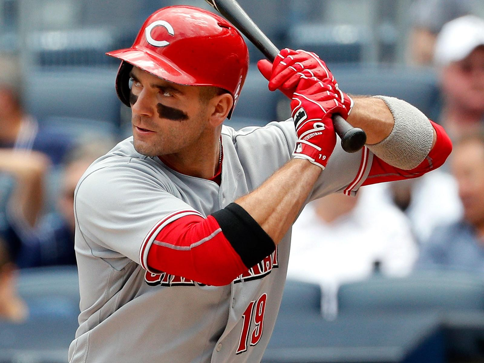 An Absurd Joey Votto Stat – Next Generation Baseball