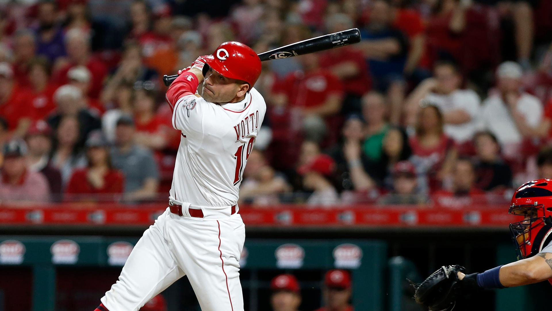 DKTV Joey Votto's monster April performance