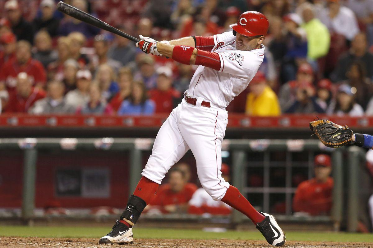 2017 Fantasy Baseball ADP Analysis: Joey Votto