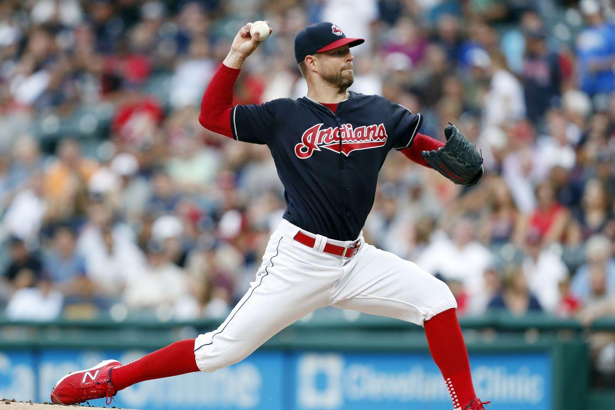 Indians ace Corey Kluber shuts down Yankees - Let's Go Tribe