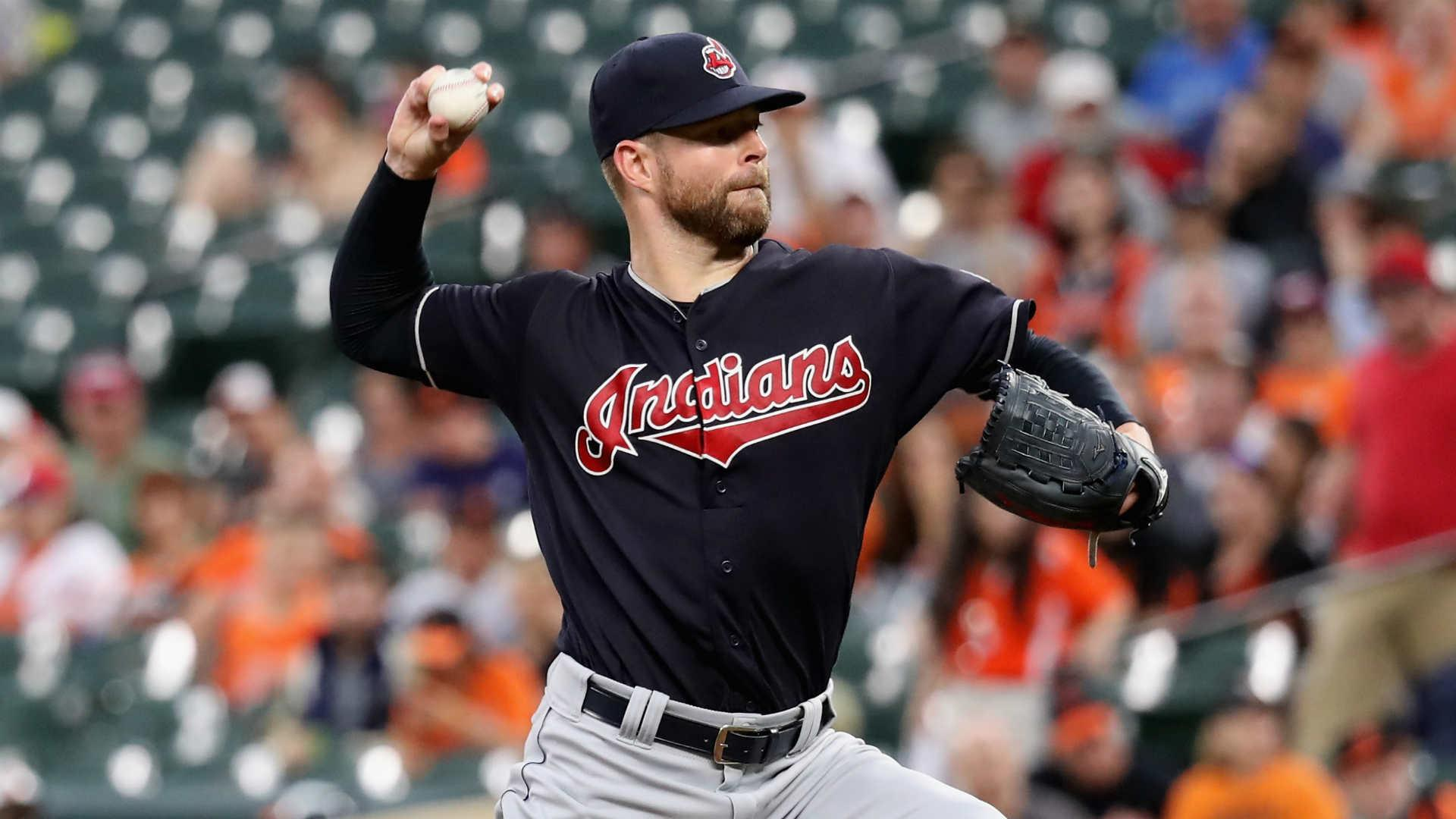 MLB trade rumors: Dodgers, Indians discussing trade for Corey Kluber ...