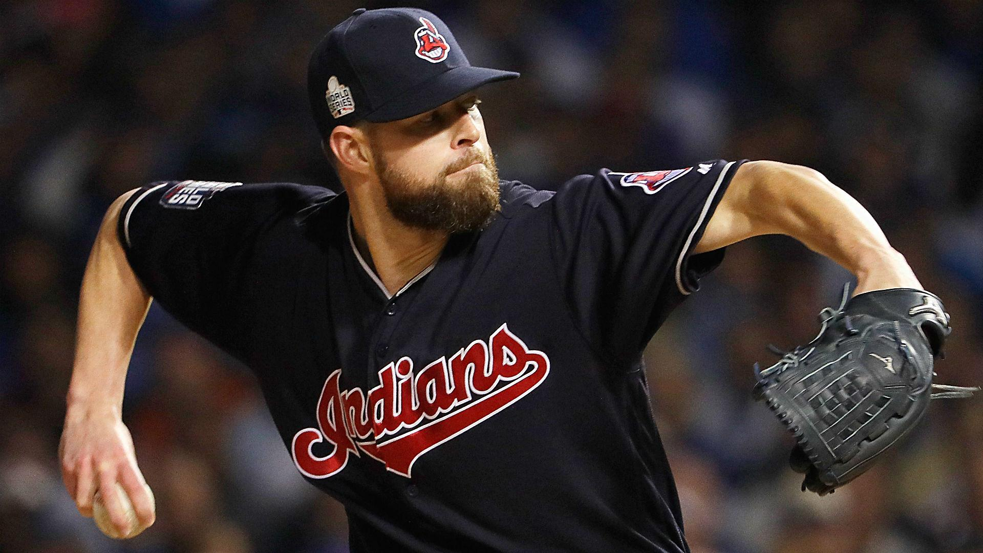 World Series 2016: Corey Kluber a great way for Cleveland to start ...