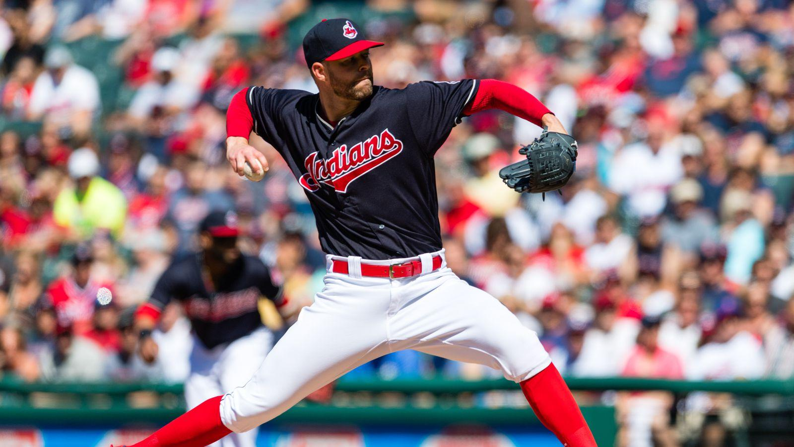 Corey Kluber's 13-strikeout gem wasted by lack of offensive ...